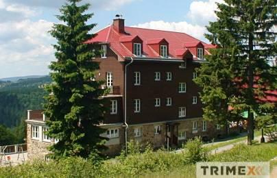 Horské apartmány Sulov