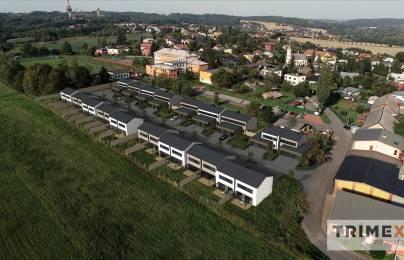 Řadové rodinné domy Hošťálkovice