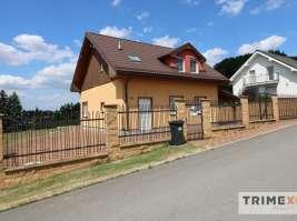Prodej rodinného domu 4+kk v Pržně.