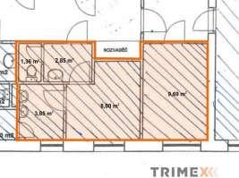 Pronájem komerčních prostor 26  m² v Ludgeřovicích
