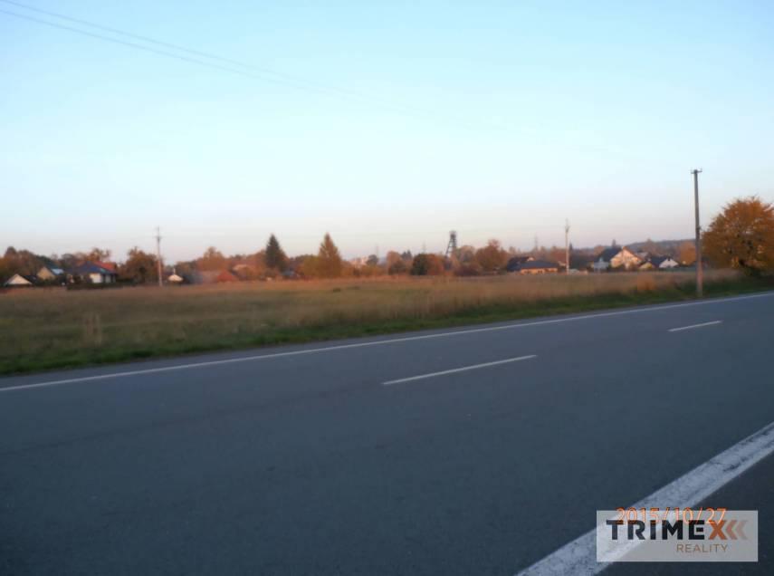 Prodej, Pozemek stavební - bydlení, 2148 m², Šenovská,Petřvald